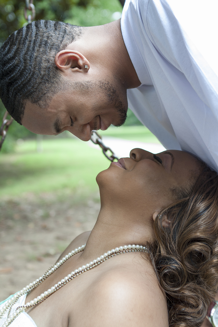 Brittney & Trini + A First Look Engagement Session